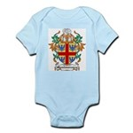 Montmorency Coat of Arms Infant Creeper