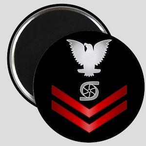 Navy PO2 Gas Turbine Technician Magnet