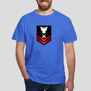 Navy PO2 Gunner's Mate Dark T-Shirt