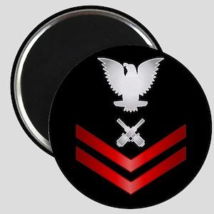Navy PO2 Gunner's Mate Magnet