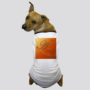 Star Struck Aries Dog T-Shirt