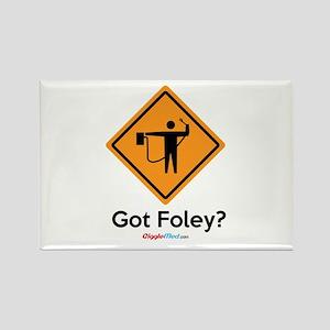 Foley Flagger Sign 02 Magnets