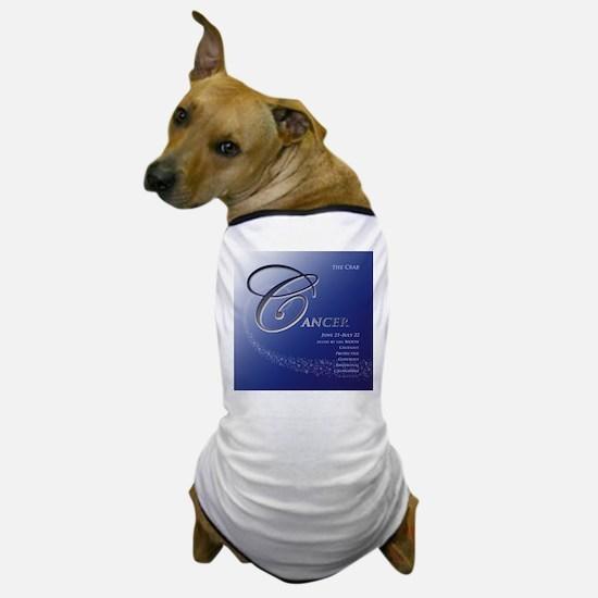 Star Struck Cancer Dog T-Shirt
