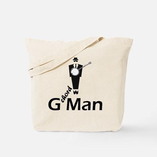 G Chord Man Tote Bag