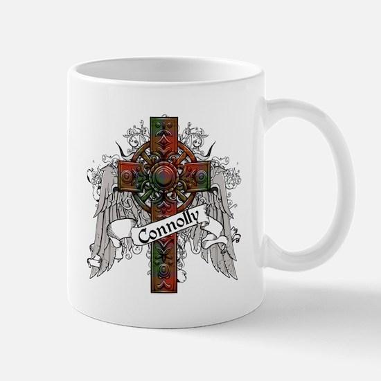 Connolly Tartan Cross Mug
