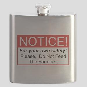 Notice / Farmers Flask