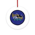 USS GUDGEON Ornament (Round)