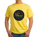 USS GUDGEON Yellow T-Shirt