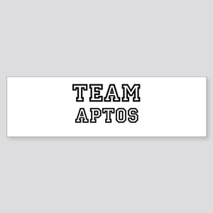 Team Aptos Bumper Sticker