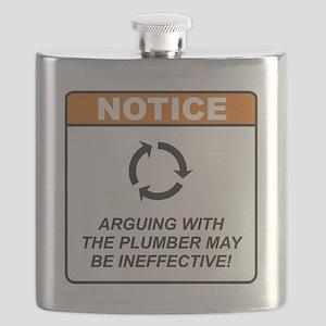 Plumber / Argue Flask