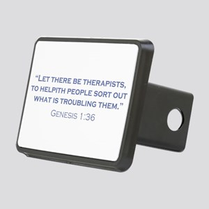 Therapists / Genesis Rectangular Hitch Cover