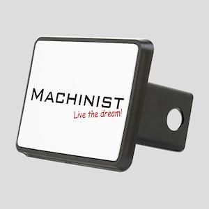 Machinist / Dream! Rectangular Hitch Cover