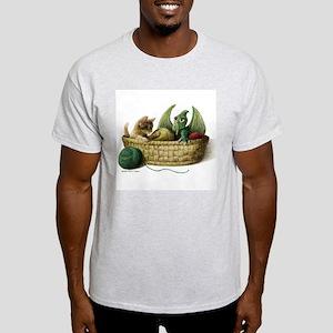 yisforyarn10x10 Light T-Shirt