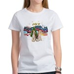 XMusic1 - Two Wire Fox Terriers Women's T-Shir
