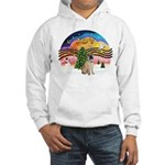 XMusic2-Chinese Shar Pei (#5) Hooded Sweatshirt