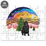 XMusic2-Black Shar Pei Puzzle
