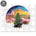 XMusic2-Dachshund 4 (BT) Puzzle