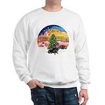 XMusic2-Dachshund 4 (BT) Sweatshirt