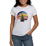XMusic2-Dachshund 4 (BT) Women's T-Shirt