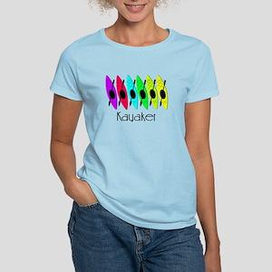 kayaker joanne Women's Light T-Shirt