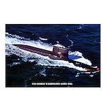 USS GEORGE WASHINGTON Postcards (Package of 8)