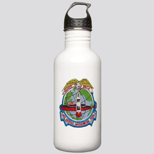 USS GEORGE WASHINGTON Stainless Water Bottle 1.0L