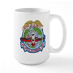 USS GEORGE WASHINGTON Large Mug
