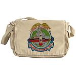 USS GEORGE WASHINGTON Messenger Bag