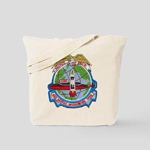 USS GEORGE WASHINGTON Tote Bag