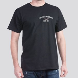 USS GEORGE WASHINGTON Dark T-Shirt