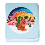 XMusic2-Chow Chow baby blanket