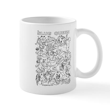 Slug Queen 30th Aniversary Mug