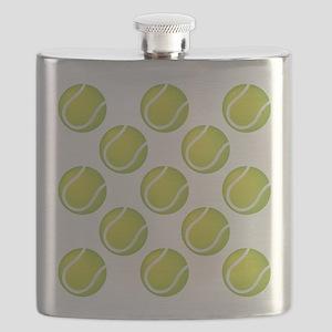 Tennis Balls Flask
