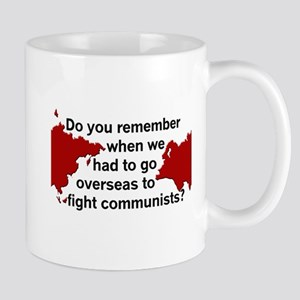 Oversea Communists? Mug