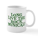 Long Live the Rock Musical Mug