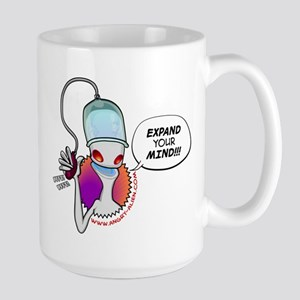 Mind Expansion Large Mug