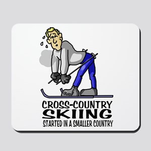 Cross Country Mousepad