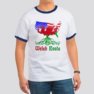 American Welsh Roots Ringer T