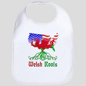American Welsh Roots Bib