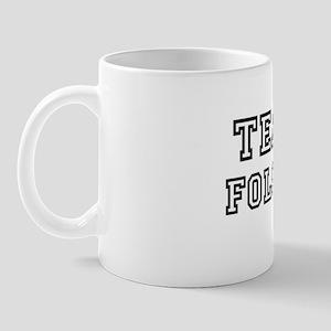 Team Folsom Mug