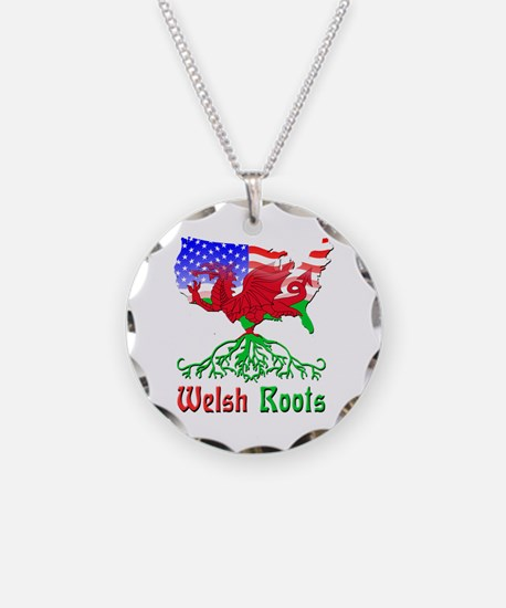 American Welsh Roots Necklace