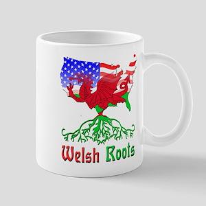 American Welsh Roots Mug