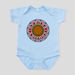 Sedona Circle Infant Bodysuit