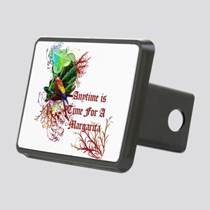 Margarita Anytime red Rectangular Hitch Cover