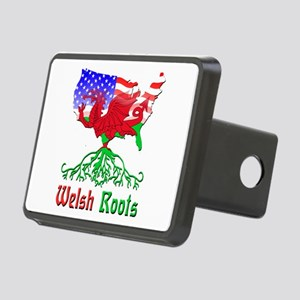 American Welsh Roots Rectangular Hitch Cover