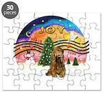 XMusic2-Brown Cocker Puzzle
