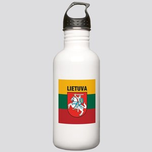 Lithuania Stainless Water Bottle 1.0L