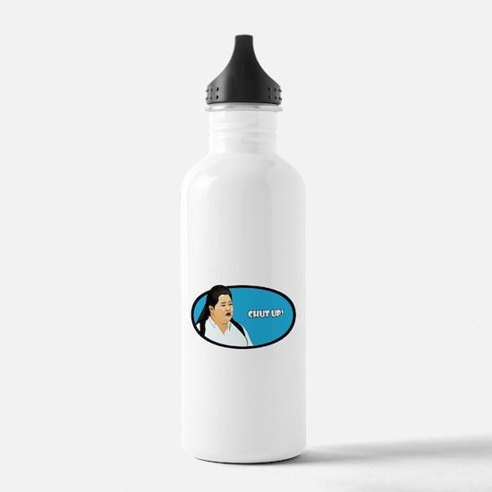 Chut Up! Water Bottle