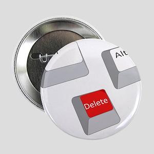 "Control Alt Delete 2.25"" Button"