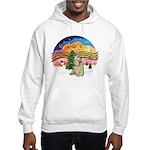 XMusic2-Buff Cocker Hooded Sweatshirt